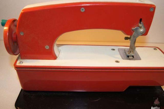 Инструкция швейная машинка детская.
