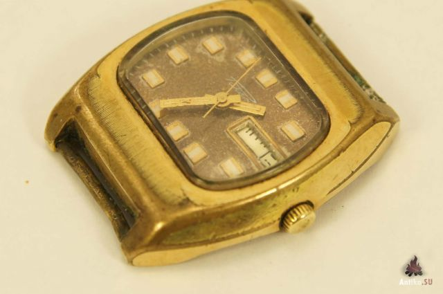 Советские наручные часы РАКЕТА