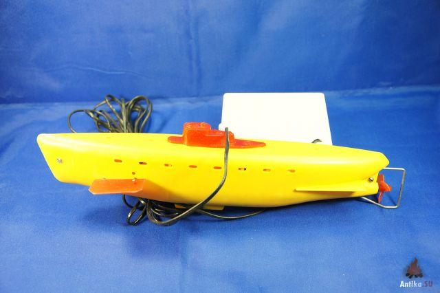 Желтая подводная лодка своими руками 64